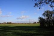 Farmland near Worlick Farm