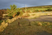 Old spoil heaps