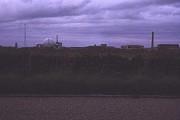 Dounreay nuclear site skyline