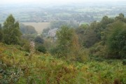 View over Upper Welland from Black Hill