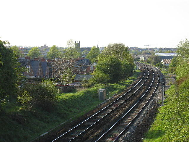 GWR main line, Leamington Spa