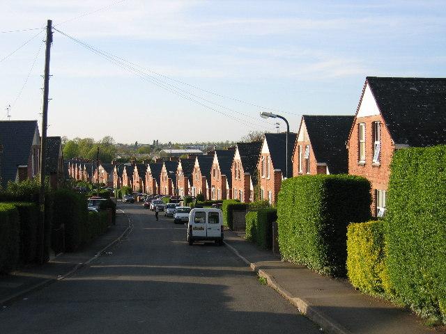 Waverley Road, Leamington Spa