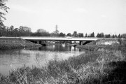 New Bypass bridge, River Wey, Guildford