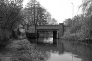 Stoke Bridge, Wey Navigation, Surrey