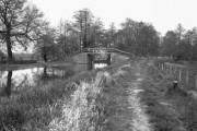 Wareham's Footbridge, Wey Navigation, Surrey