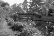 Tanyard Bridge, Wey Navigation, Surrey