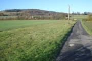 Lane to Kingshill Farm