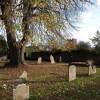 Paignton churchyard