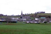 Ermington village
