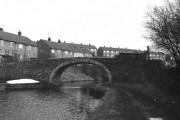 Eastwood Bridge No 154, Leeds and Liverpool Canal, Barnoldswick