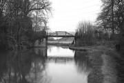 Murray's Bridge, Wey Navigation, Surrey