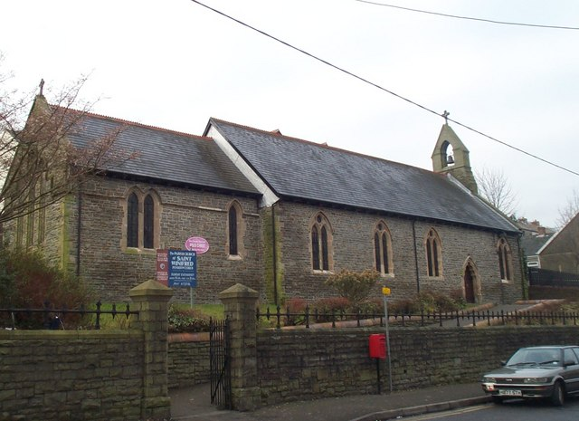 St Winifred's Church, Penrhiwceiber