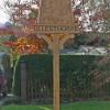 Ullesthorpe village sign