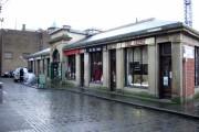 Exchange Arcade, Fleming Square, Blackburn
