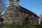 St Bartholomew's church, Vowchurch