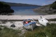 Small beach at Ardtoe