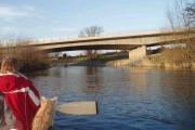 Bangor-on-Dee bypass bridge