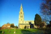 St Mary Magdalene's church at Warboys
