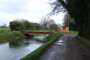 Bridge across the Nar