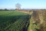 Footpath to Leigh
