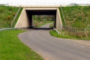 Bridge on the A34 near Newbury