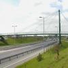 Footbridge on Alvaston Bypass