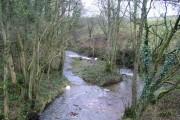 Upland river