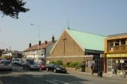 The Church of the Good Shepherd, Heswall