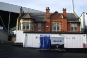 The Cottage at Fulham Football Ground