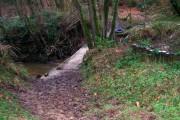 Horsebridge over Crowborough Ghyll