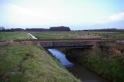 Bridge over the Gaywood River