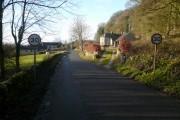 Approaching Hopton