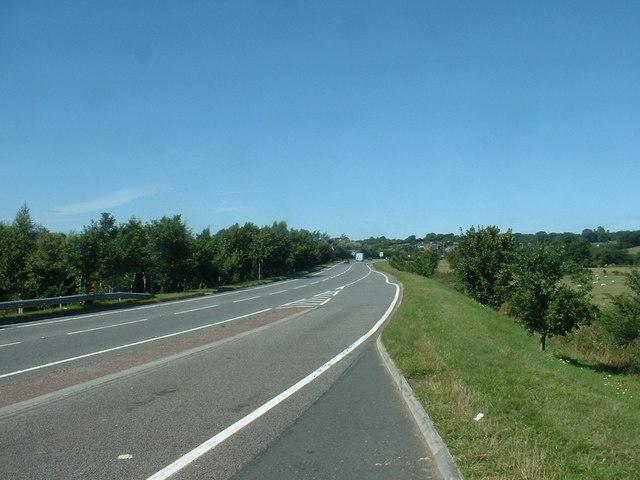 A494 near Mold