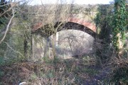 Horspath: Butts Road bridge