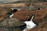 Rhodeswood Reservoir bridleway bridge