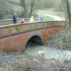 Bridge over Bramborough Brook