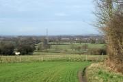 Fields north of Shareshill, Staffordshire