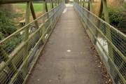 Bridge Over the River Nene (old course)