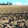 Farmland south of Kingston Lisle