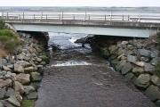 Rosskeen Burn and Bridge