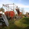 Walcott farmyard
