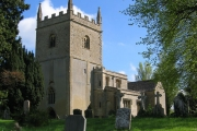 All Saints Church, Spelsbury
