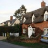 Thatched cottage in Anchor Lane.