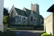 St. John the Baptist church, Stanton St. John