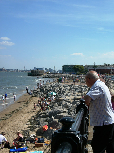 New Brighton Guest Bath: Pictures Of Wallasey In Merseyside