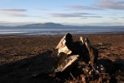 Silloth, West Beach, view of Criffel