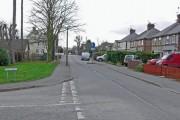 Hinckley Road in Stoke Golding