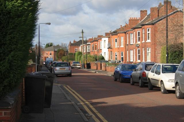 Mersey Road