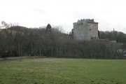 Field, Currie and Borthwick Castle