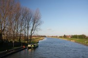 Barges on the Great Ouse